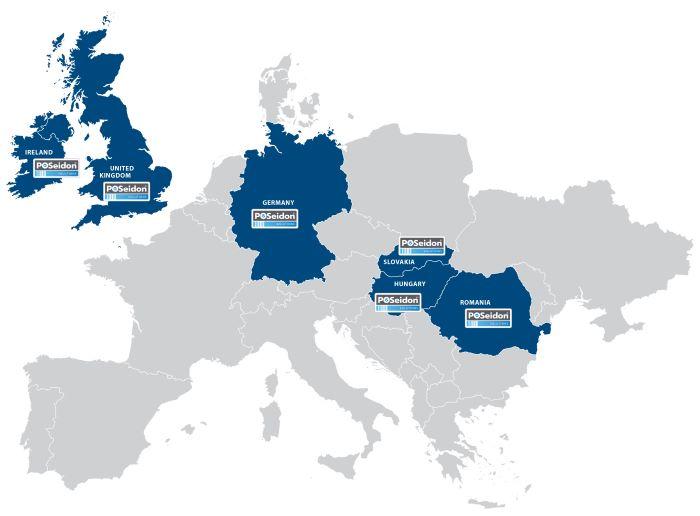 POSeidon in Europe